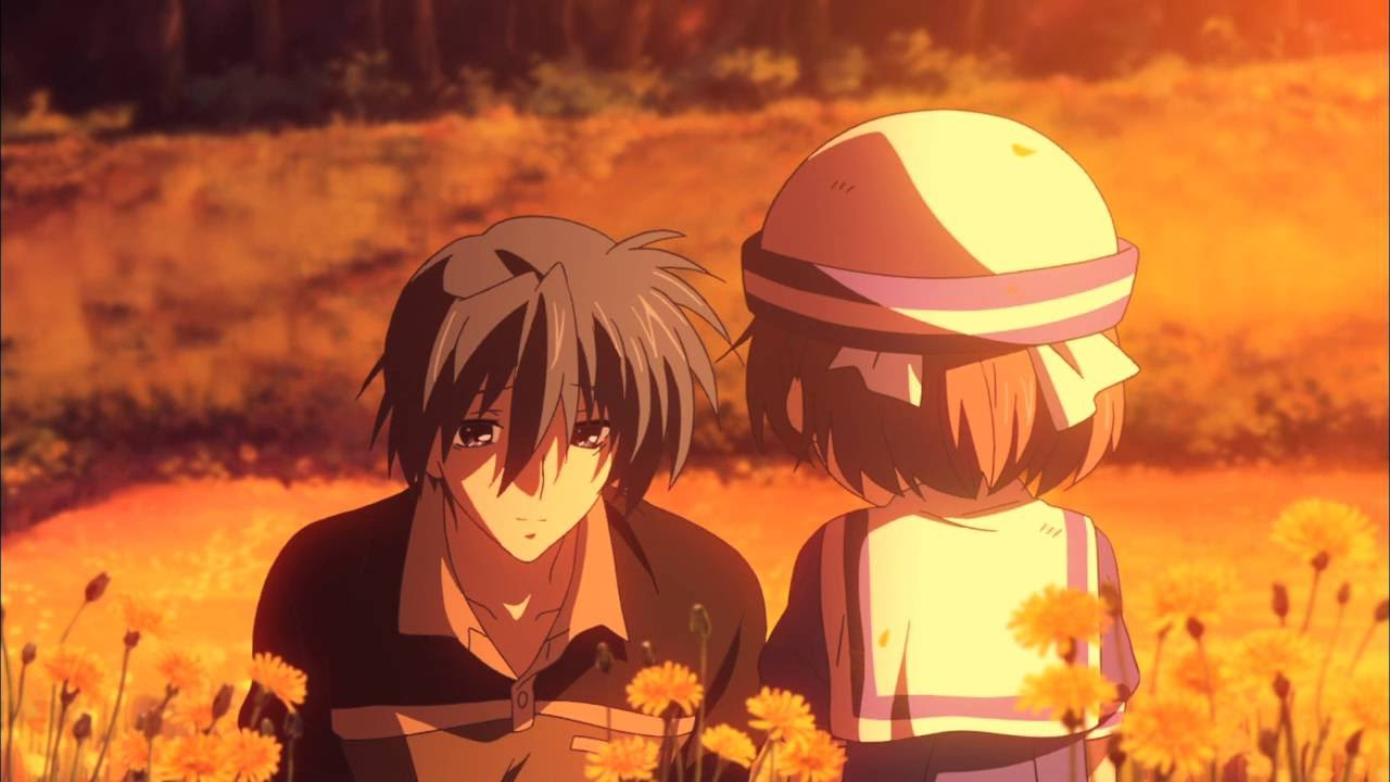 Sad Animation Wallpaper 【clannad 〜after Story〜】18話 感動シーン【hd】 Youtube