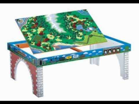 Thomas Train Table vs Imaginarium Train Table - YouTube