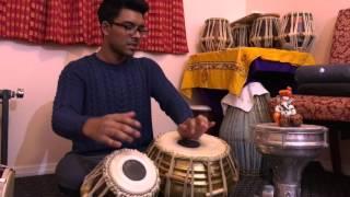 Arijit Singh & Shreya Ghoshal - Samjhawan (tabla cover)