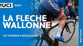 2017 UCI Women's WorldTour – La Flèche Wallonne (BEL) – Highlights