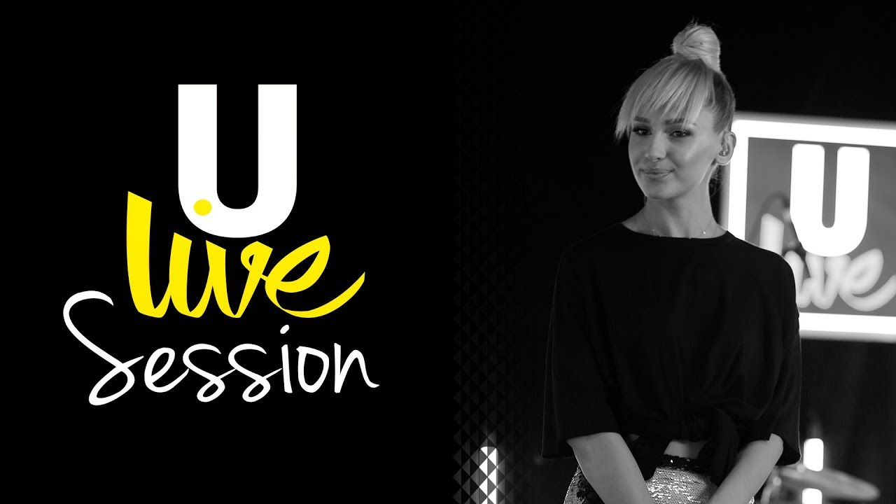 Alina Eremia - In Common + You Don't Know Me (ULive Session)