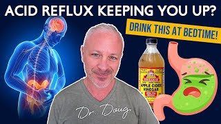 Acid Reflux Remedy: Apple Cider Vinegar