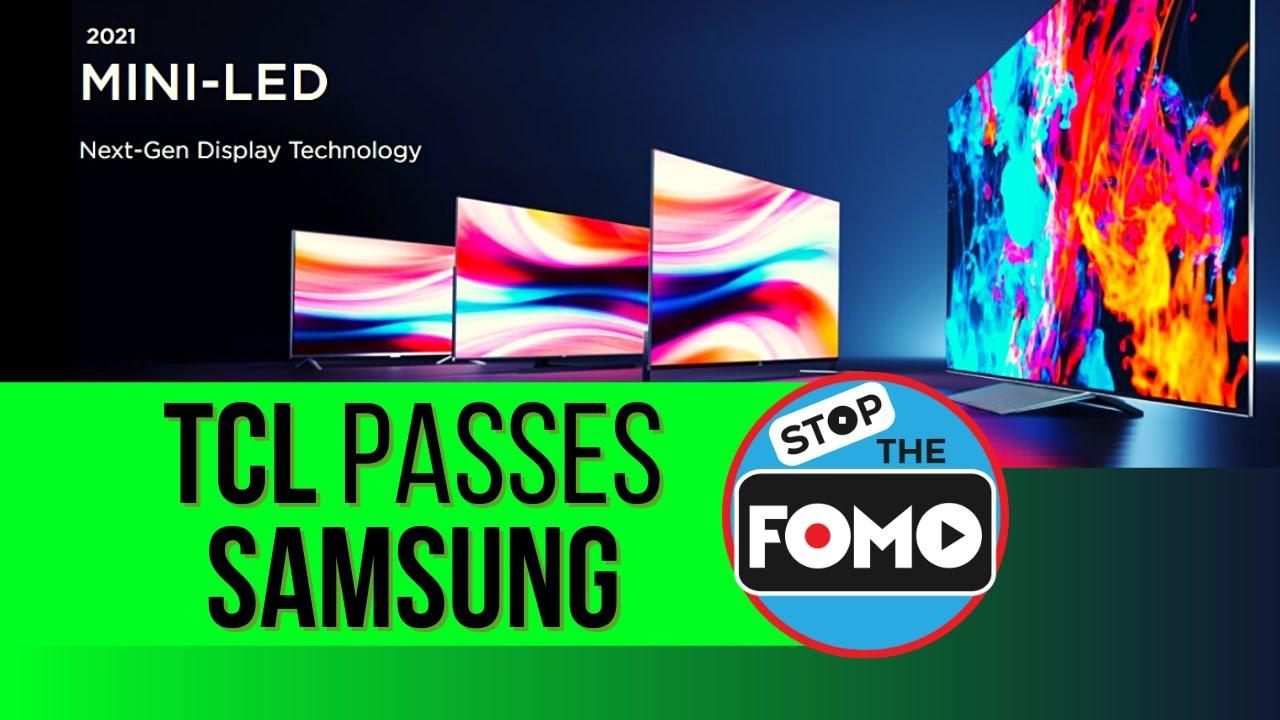 2021 TCL Vidrian Beats Samsung Neo QLED: TV Leadership Change?