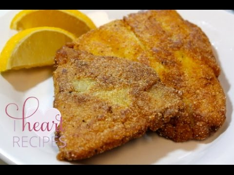 How To Make Southern Fried Catfish - I Heart Recipes