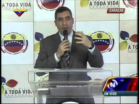 Rueda de prensa completa de Miguel Rodríguez Torres este 2/05/2014