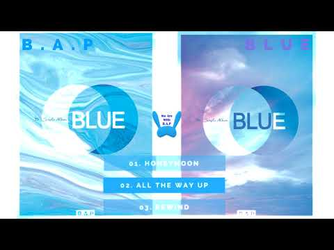 BLUE | B.A.P (비에이피) 7th Single Album
