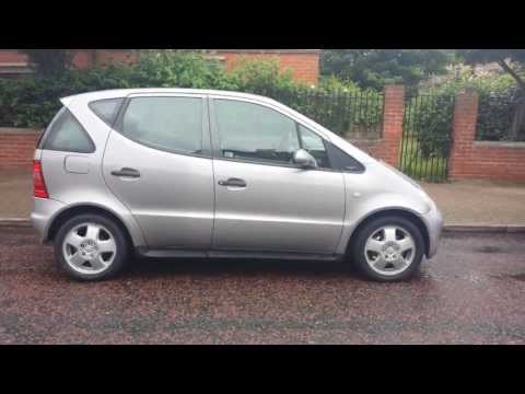 MERCEDES A160 AVANTGARDE SEMI-AUTO VIDEO TOUR