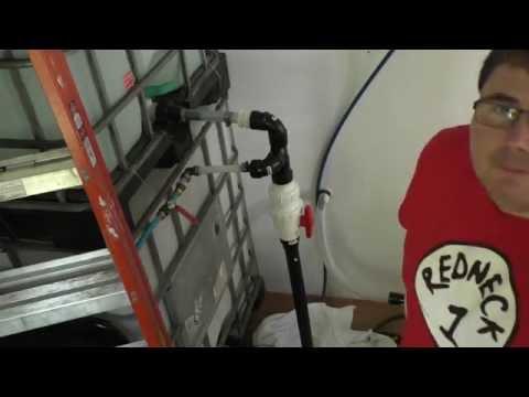 Homestead IBC Water Storage