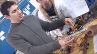 Circuito Levanta Vidrios Electricos : Circuito electrico basico de levantavidrios