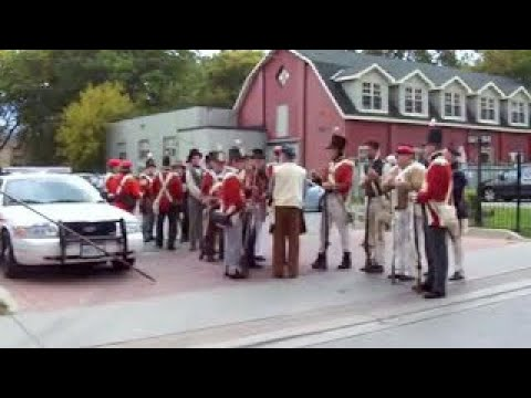 Arrests of Rebels in Newmarket, Upper Canada   1837 Rebellion Aftermath 18