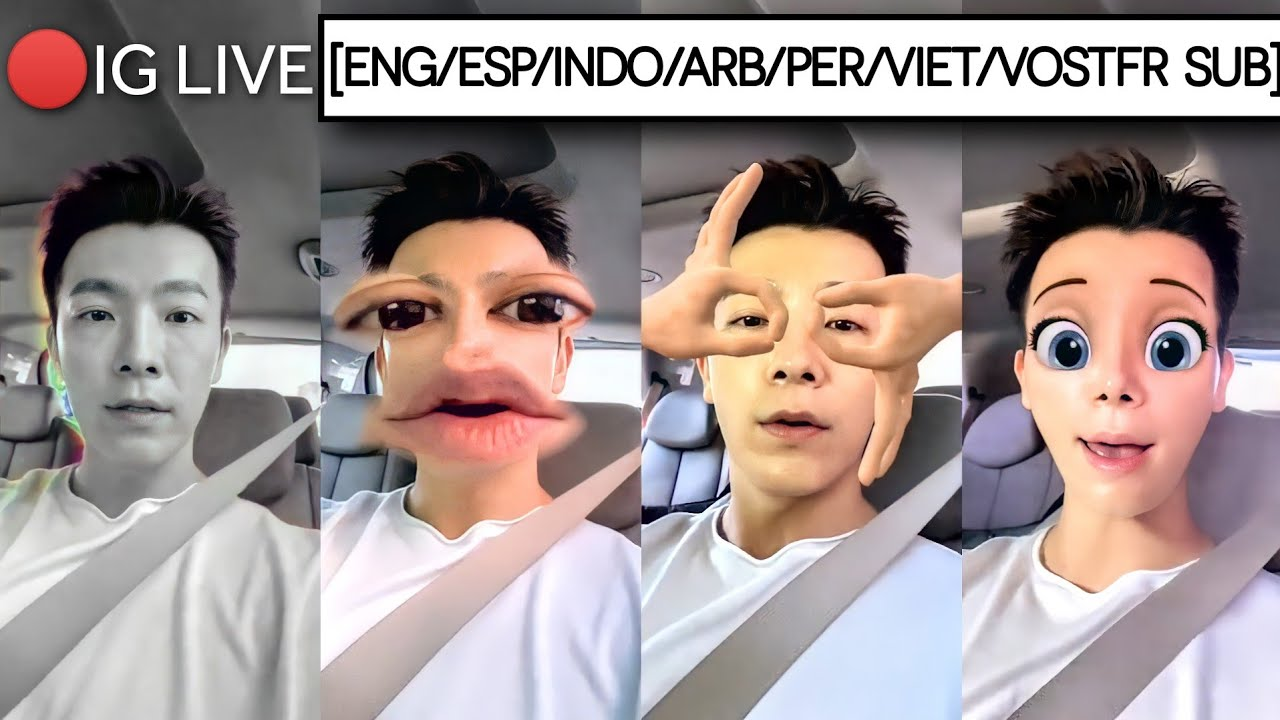 """[ENG/ESP/INDO/ARB/PER/VIET SUB] Lee Donghae """"Got Back from A Wedding"""" Instagram LIVE - 210530"""