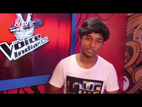 Meet Rajeev Lochan Dash | The Voice India Kids