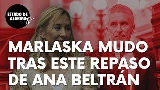 """El ministro Marlaska sigue aún mudo tras este brutal repaso de Ana Beltrán: """"Ningún juez honrado…"""""""