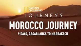 Morocco Journey with Lotus Global Tours & G Adventures