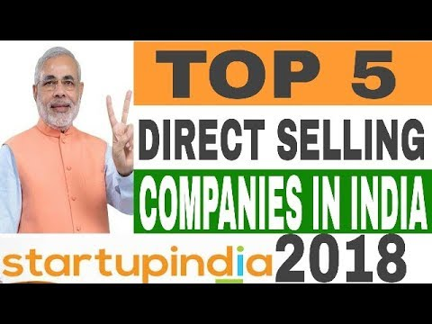 TOP 5 DIRECT SELLING COMPANIES IN INDIA