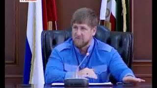 Чечня. Р. Кадыров провел совещание по проекту «Грозненское море»(Комментарии к видео доступны на http://www.groztrk.net Глава Чеченской Республики Рамзан Кадыров начал совещание..., 2013-07-09T12:05:28.000Z)