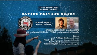 Saving Private Orion