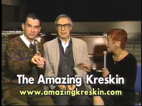 The Amazing Kreskin Interview