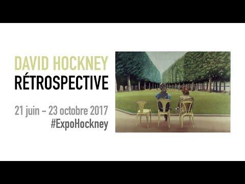 Le Parc des Sources | David Hockney | Exposition | Centre Pompidou