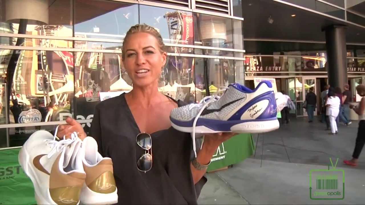 Lamar Odom Shoe Size