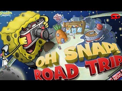 Spongebob Squarepants - Oh Snap Road Trip