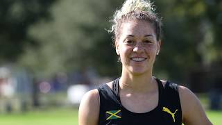Year of Self Mastery - Chinyelu Asher, Jamaican Women's National Team