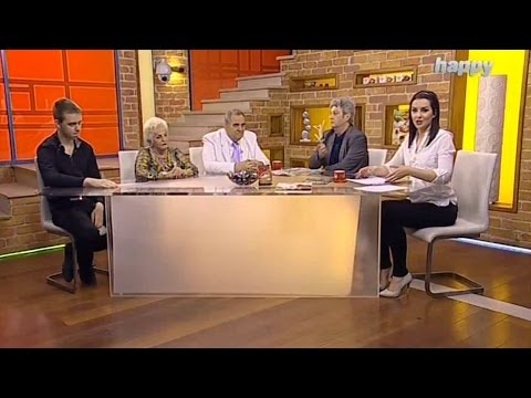 Beli mag Vesna Joksimović - Jutarnji program na Happy TV