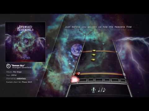 Avenged Sevenfold - Roman Sky (Drum Chart)