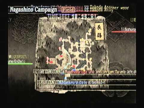 Let's Play! Samurai Warriors Ep 54 (Crushing the Oda)