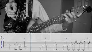 Henry Mancini - The Pink Panther - Guitar Cover With Tabs