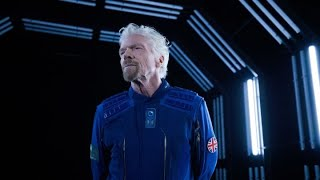 Virgin Galactic and Under Armour unveil collaboratively designed 'spacewear' system