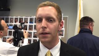 Holyoke video: Mayor Alex Morse