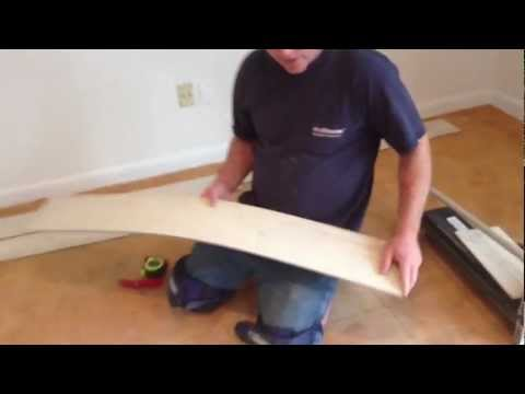 How To Install A Floating Vinyl Plank Floor