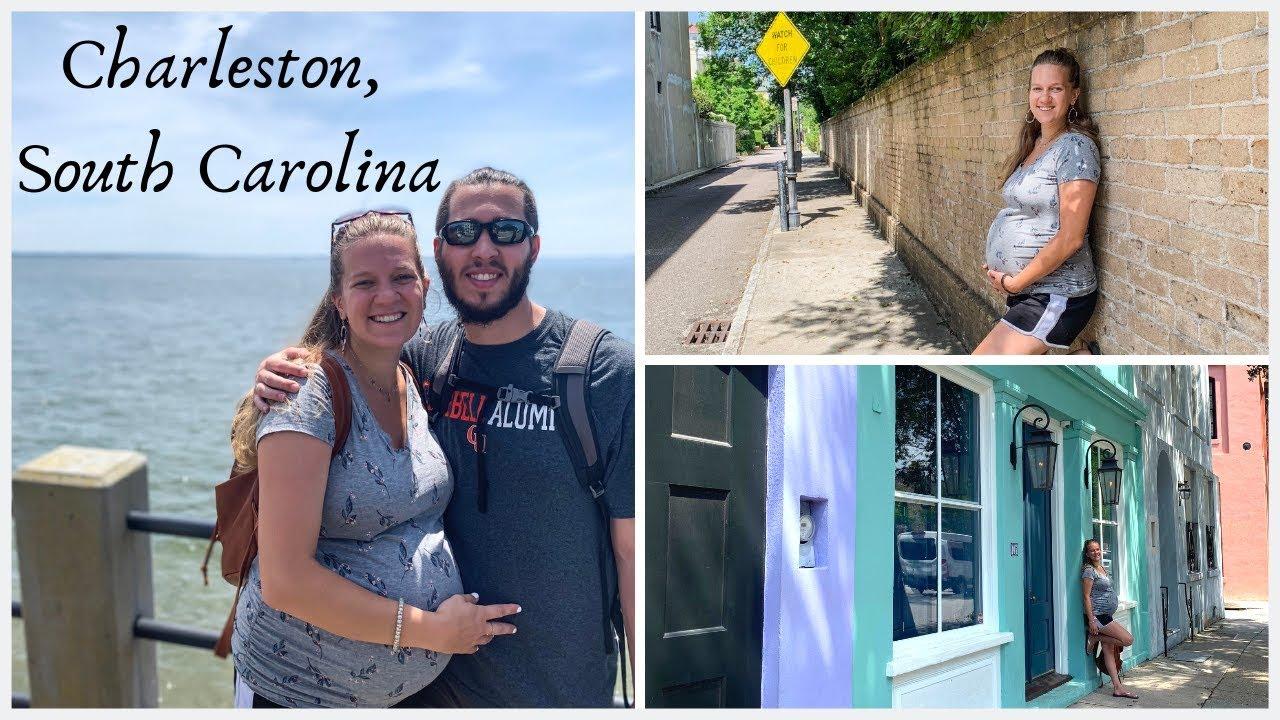 Charleston, SC // The Battery, Rainbow Row