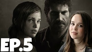 ELLEN PAGE! | The Last Of Us Remastered | Walkthrough Ep 5