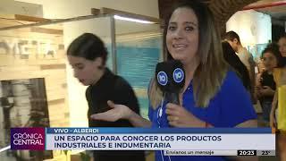 #CronicaCentral Móvil en vivo - Mercado de diseño cordobés