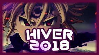 ANIMES HIVER 2018