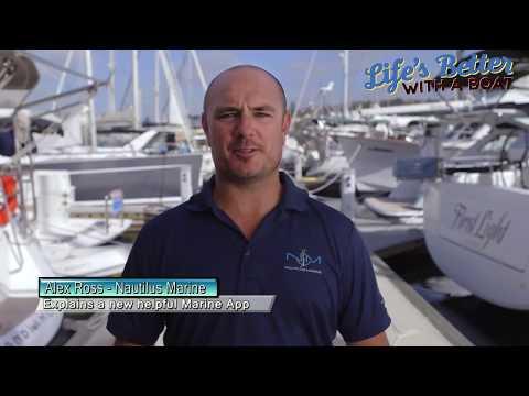 Hear Alex Ross of Nautilus Marine Insurance talk about their consumer marine app, The Helm
