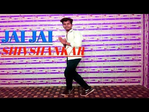 Jai Jai Shivshankar Dance Video// Harithik Roshan And  Tiger Shroff Dance By Kaushlesh Shukla