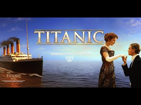 Titanic Free Online Slots - Big Win and Bonuses