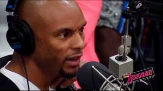 Kenny Lattimore Gets Real About Chante Moore Divorce and more!