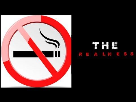 The Realness: Rosenberg Has Quit Smoking
