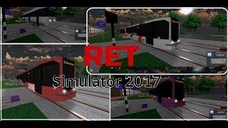 RobloxSimulators   #2   Re-Upload of RET Simulator 2017