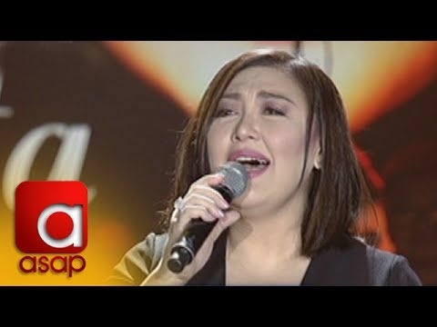 ASAP: Sharon Cuneta sings 'To Love Again'
