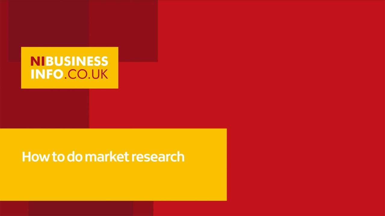Market research and market reports | nibusinessinfo co uk
