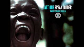 Swoope ft. Jai, Tedashii, Lecrae - Actions Speak Louder Than Words