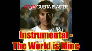 David Guetta - The World Is Mine INSTRUMENTAL