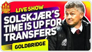 Solskjaer Transfer Dream Over? Man Utd Transfer News