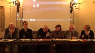 forumdiscussie met de dichter cees nooteboom en zijn vertalers