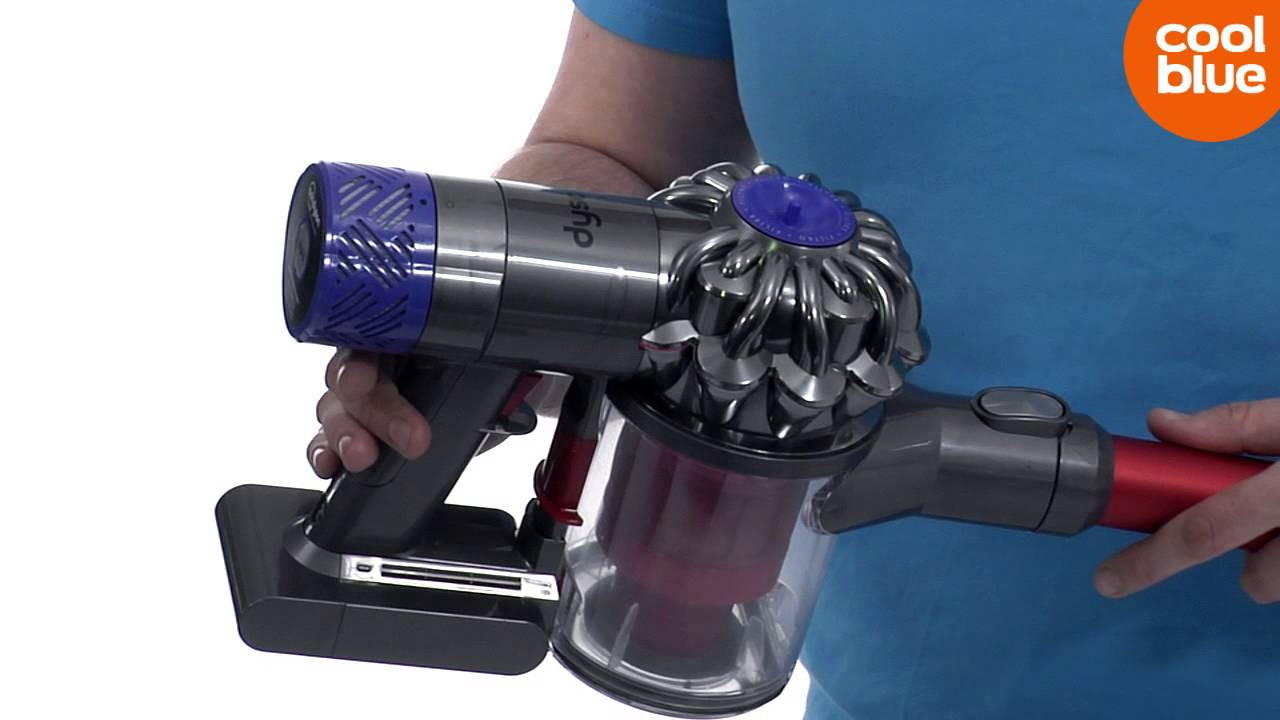 dyson v6 total clean stofzuiger productvideo nl be youtube